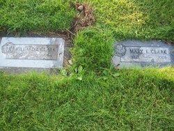 Mary E. <i>Tuttle</i> Clark