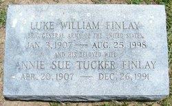 Annie Sue <i>Tucker</i> Finlay
