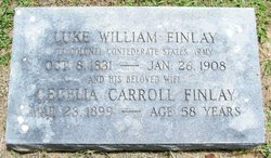Luke William Finlay