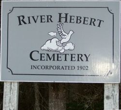 River Hebert Cemetery