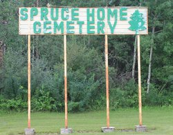 Spruce Home Cemetery