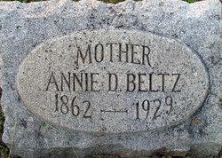 Ann Drisilla <i>Blose</i> Beltz