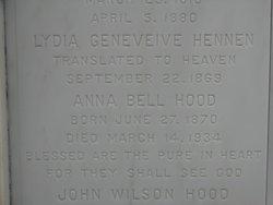 Lydia Geneveive Hennen