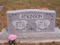 Flossie Bernice <i>Hedgpeth</i> Atkinson