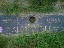 Maurice L. Alexander
