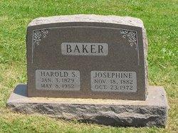 Sarah Josephine <i>Chambers</i> Baker