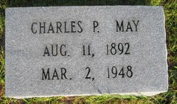 Charles Peter Pete May