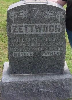Katherine K <i>Schaefer</i> Zettwoch