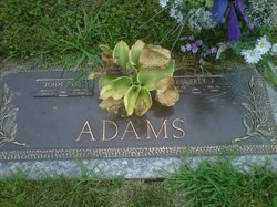 Beverly Jean <i>Anderson</i> Adams