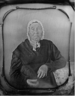 Mary Polly <i>Maxson</i> Whitford