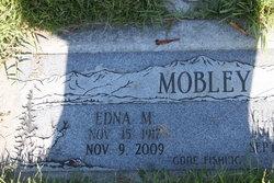 Edna <i>Phelps</i> Mobley