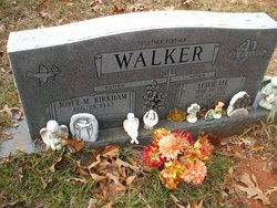 Leslie Lee Walker