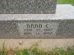 Anna Caroline <i>Anderson</i> Criffield
