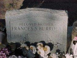 Frances S Burrola
