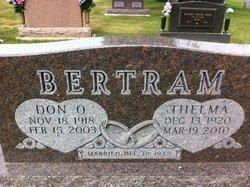 Thelma <i>New</i> Bertram