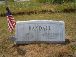 Miles Richard Randall