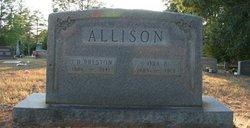 Ora <i>Byram</i> Allison