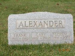 Frank Blye Alexander