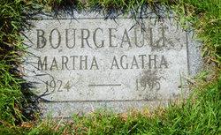 Martha Agatha <i>Lang</i> Bourgeault