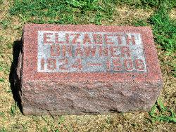 Elizabeth Jane <i>DeLong</i> Brawner