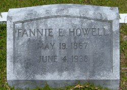 Fannie Isabell <i>Fields</i> Howell