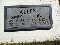 James Henry Jim Allen