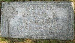 Sarah <i>Mann</i> Wagner(Wagoner)