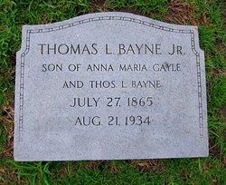 Thomas L. Bayne