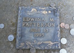 Edwina Mae <i>Shinn</i> Patterson