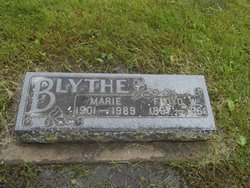Anna Marie <i>Boylan</i> Blythe