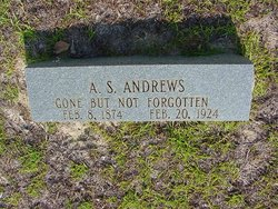 A S Andrews