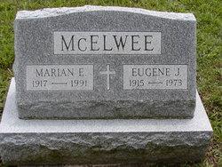 Marian E. McElwee
