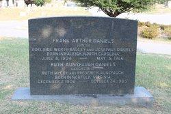 Frank Arthur Daniels