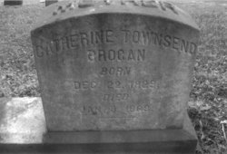 Catherine <i>Townsend</i> Brogan