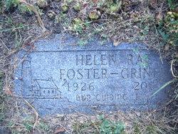 Helen Rae <i>Foster</i> Griner
