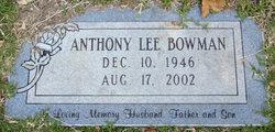 Anthony Lee Bowman