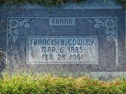 Francis Barton Cowley