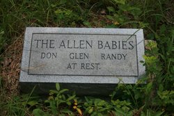 Unknown Babies Allen