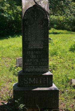 Maudie <i>Crigger</i> Smith