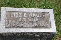Lizzie <i>Angle</i> Amey