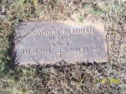 Roland H. Branham