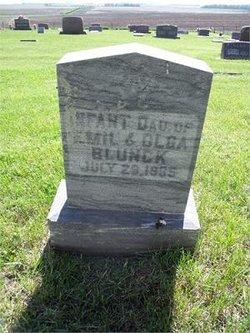 Infant Blunck
