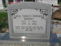 Nell Tiddle <i>Howard</i> Barnes