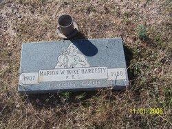Marion W. Mike Hardesty