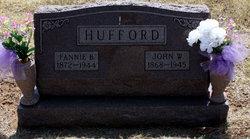 Fannie B Hufford
