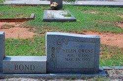 Helen <i>Owens</i> Bond