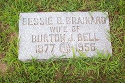 Bessie B <i>Brainard</i> Bell