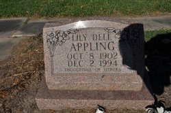 Lily Dell Appling