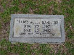 Gladys Addie <i>Smith</i> Aulds Hamilton