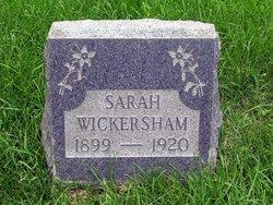 Sarah Wickersham